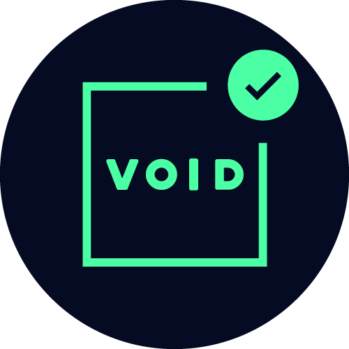 Void contributor of the month
