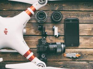 Void Media drone kit for your first set up